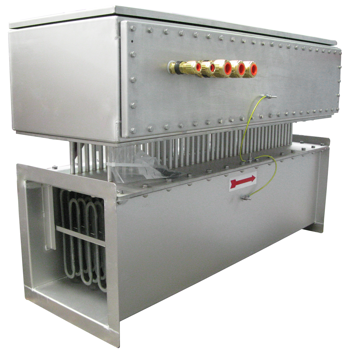 Hot Air Duct Fans : Explosion proof air duct heaters sinusjevi